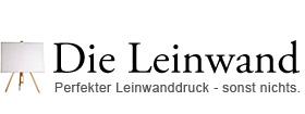 Fotoleinwand drucken - DieLeinwand.de