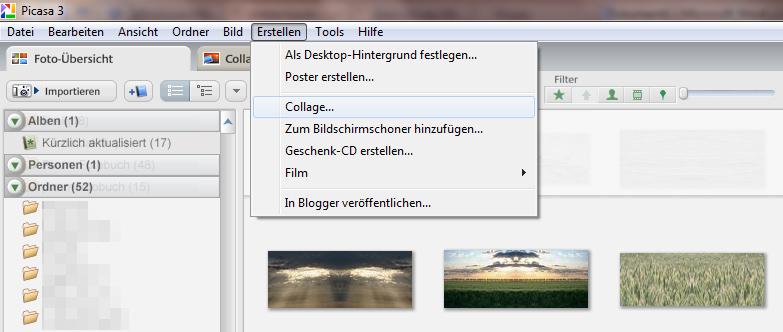 Ist es m glich die leinwand mit verschiedenen fotos oder textzeilen selbst zu gestalten - Fotoleinwand erstellen collage ...